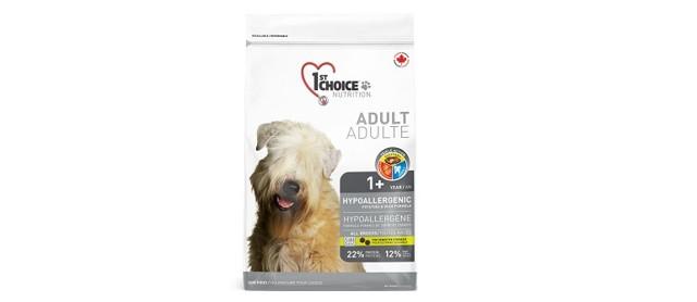 Гипоаллергенные корма для собак - обзор лучших производителей 2020