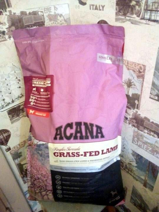 Акана (acana) корм для собак: отзывы ветеринаров, цена и где купить