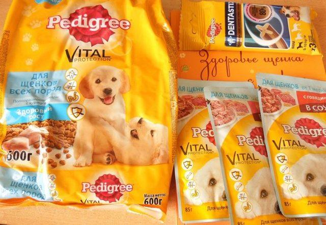 Корм для собак Педигри отзывы ветеринаров о pedigree, разбор состава