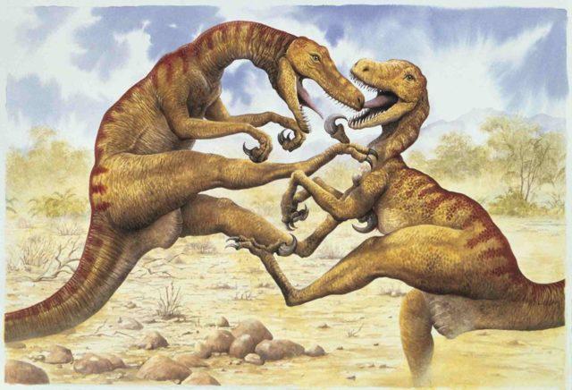 Ютараптор: доисторический мясник с мегакогтями, не путать с Дейнонихом