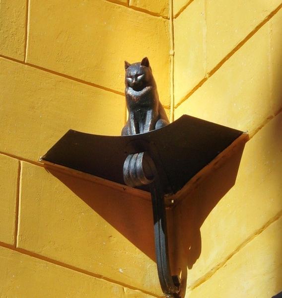 История о том, как кот Кешка спас целую семью во время блокады